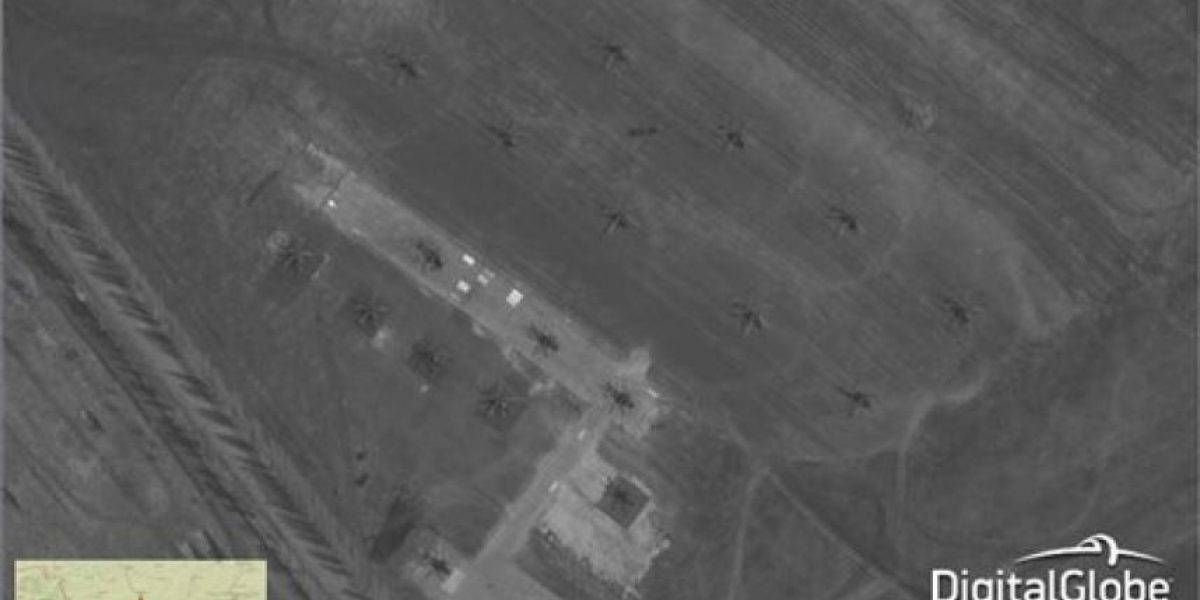 Fotos: Satélite muestra supuesta actividad militar rusa en frontera con Ucrania