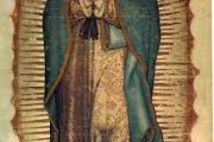 ¿Cómo pueden irrespetar a un ícono religioso así? Foto: Wikipedia. Imagen Por: