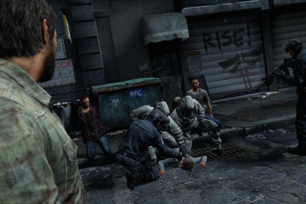 Foto:Naughty Dog. Imagen Por: