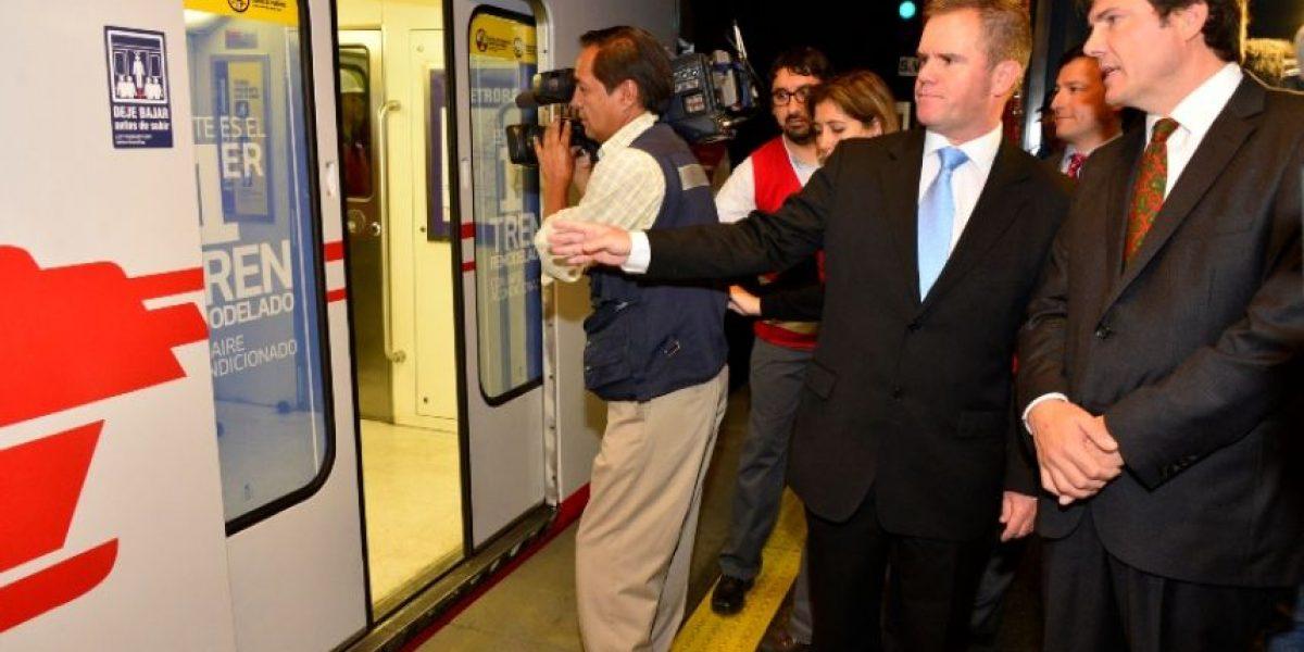 Metro lanza Plan de Acción para mejorar el servicio de trenes