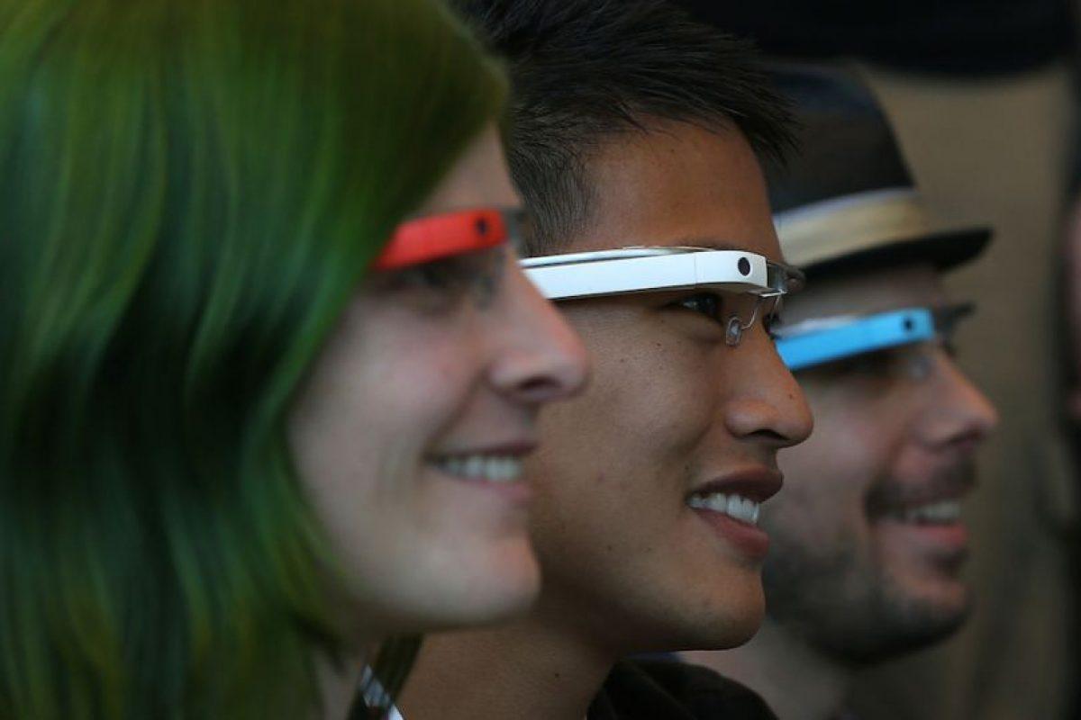 """""""Google Glass"""" a la venta el 15 de abril. Foto:getty images. Imagen Por:"""