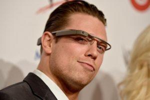 """""""The Miz"""", luchador estadounidense de la WWE. Foto:getty images. Imagen Por:"""