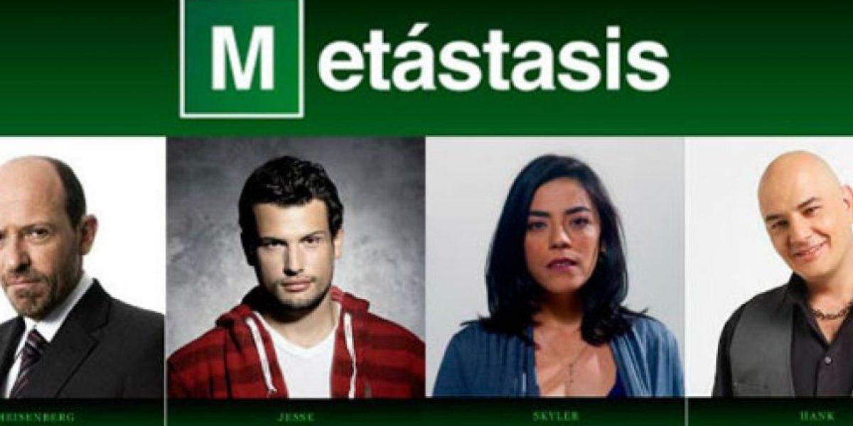Diferencias y semejanzas entre Breaking Bad y Metástasis, su versión latina