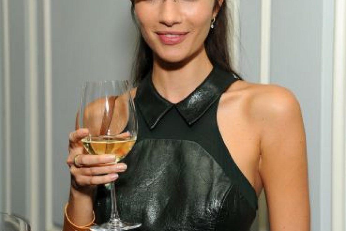 La modelo neozelandesa Teresa Moore. Foto:getty images. Imagen Por: