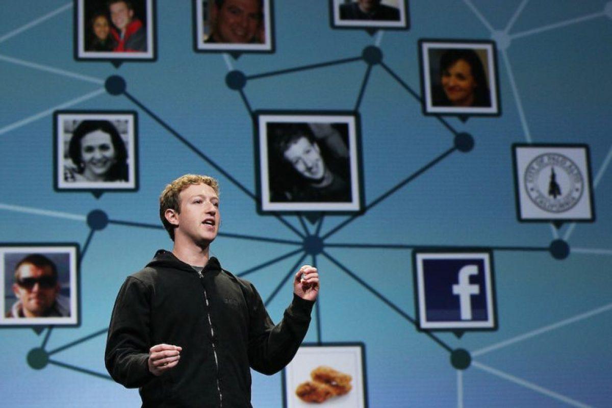 Facebook no entrega toda la información que le solicitan. Foto:getty images. Imagen Por: