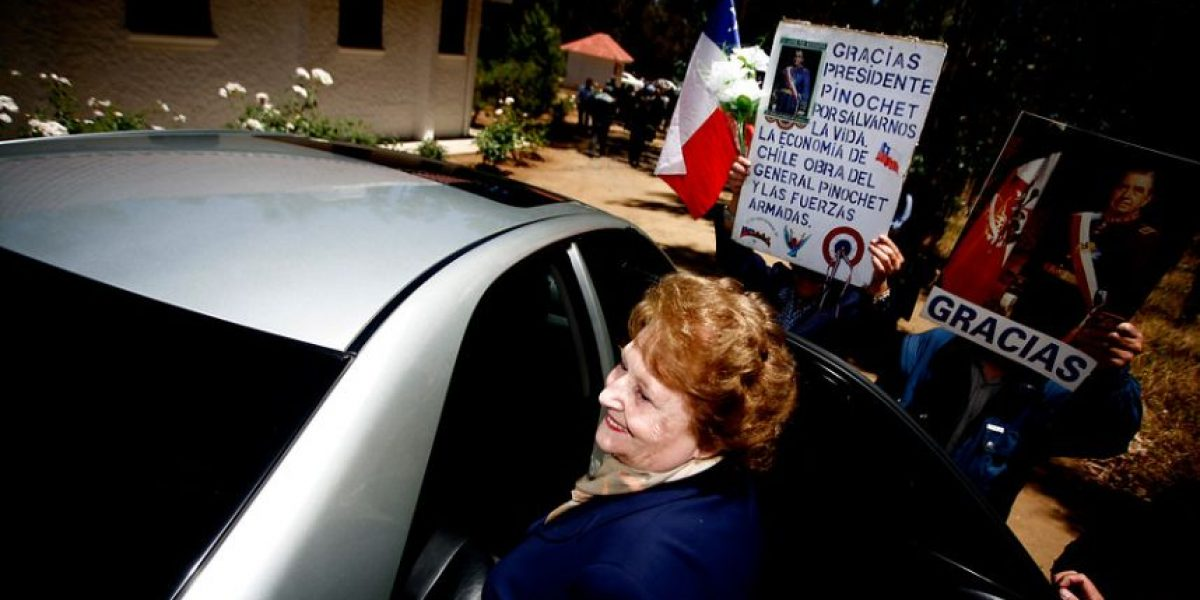 Intervienen de urgencia a Lucía Hiriart tras sufrir accidente doméstico