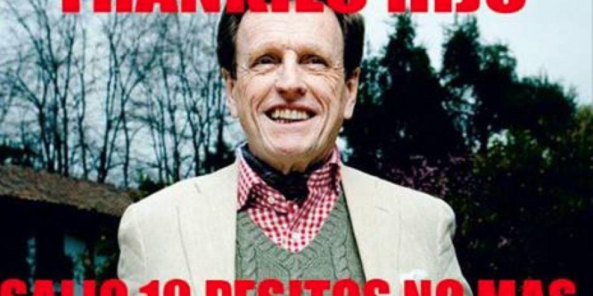 [Galería] Revelación en el caso de Martín Larraín inspira estos memes