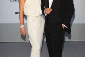 Se enamoró de su estilista Jillian Fink y se casó con ella en 1999. Foto:Getty. Imagen Por: