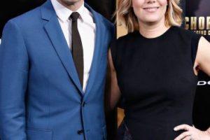 Su esposa, Julie Yaeger, trabaja tras bambalinas en producciones de Hollywood. Foto:Getty. Imagen Por: