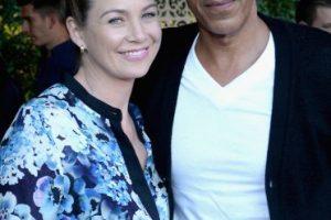La protagonista de Grey's Anatomy conoció a su esposo, Chris Ivery, en un supermercado de Los Angeles. Foto:Getty. Imagen Por: