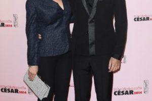 Está comprometida con el periodista francés Romain Dauriac, a quien conoció por un amigo en común. Foto:Getty. Imagen Por: