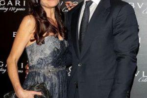 Se casó con la publicista Rebecca Gleeson en 1997. Foto:Getty. Imagen Por: