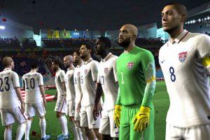 El equipo de los Estados Unidos. Foto:EA Sports. Imagen Por:
