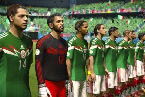 La selección mexicana quiere avanzar más allá de octavos de final. Foto:EA Sports. Imagen Por: