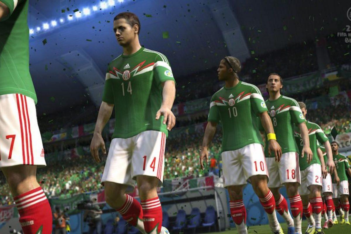 México tuvo una mala eliminatoria mundialista. Foto:EA Sports. Imagen Por: