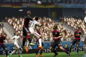 Alemanes y estadounidenses en un duelo de Copa del Mundo. Foto:EA Sports. Imagen Por: