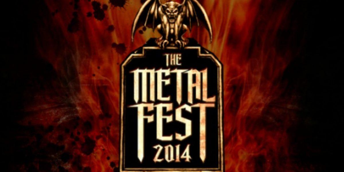 Metal Fest anuncia horarios del escenario internacional