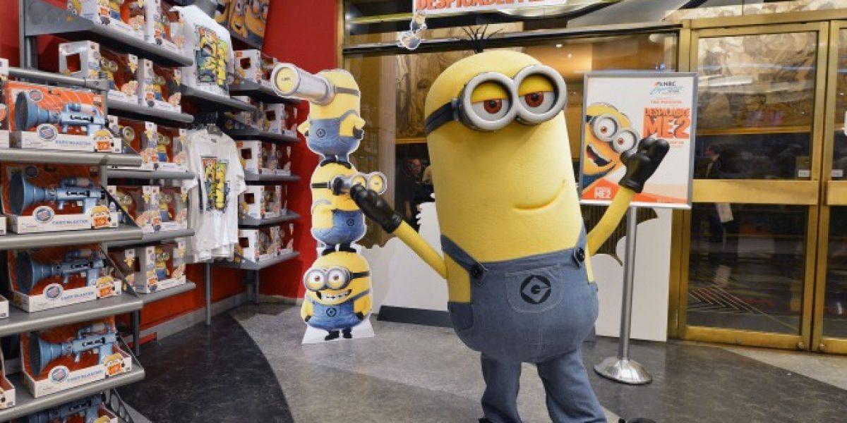 Universal Studios Hollywood inaugura una atracción basada en