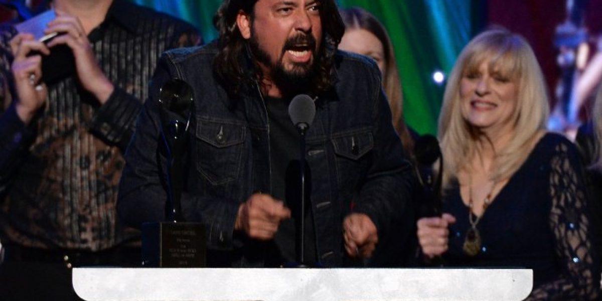 El recuerdo de Cobain protagoniza la ceremonia del Rock and Roll Hall of Fame
