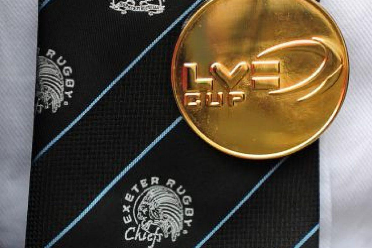 El gobierno francés entrega medallas a los ciudadanos que han criado a varios hijos con dignidad. Foto:Getty. Imagen Por: