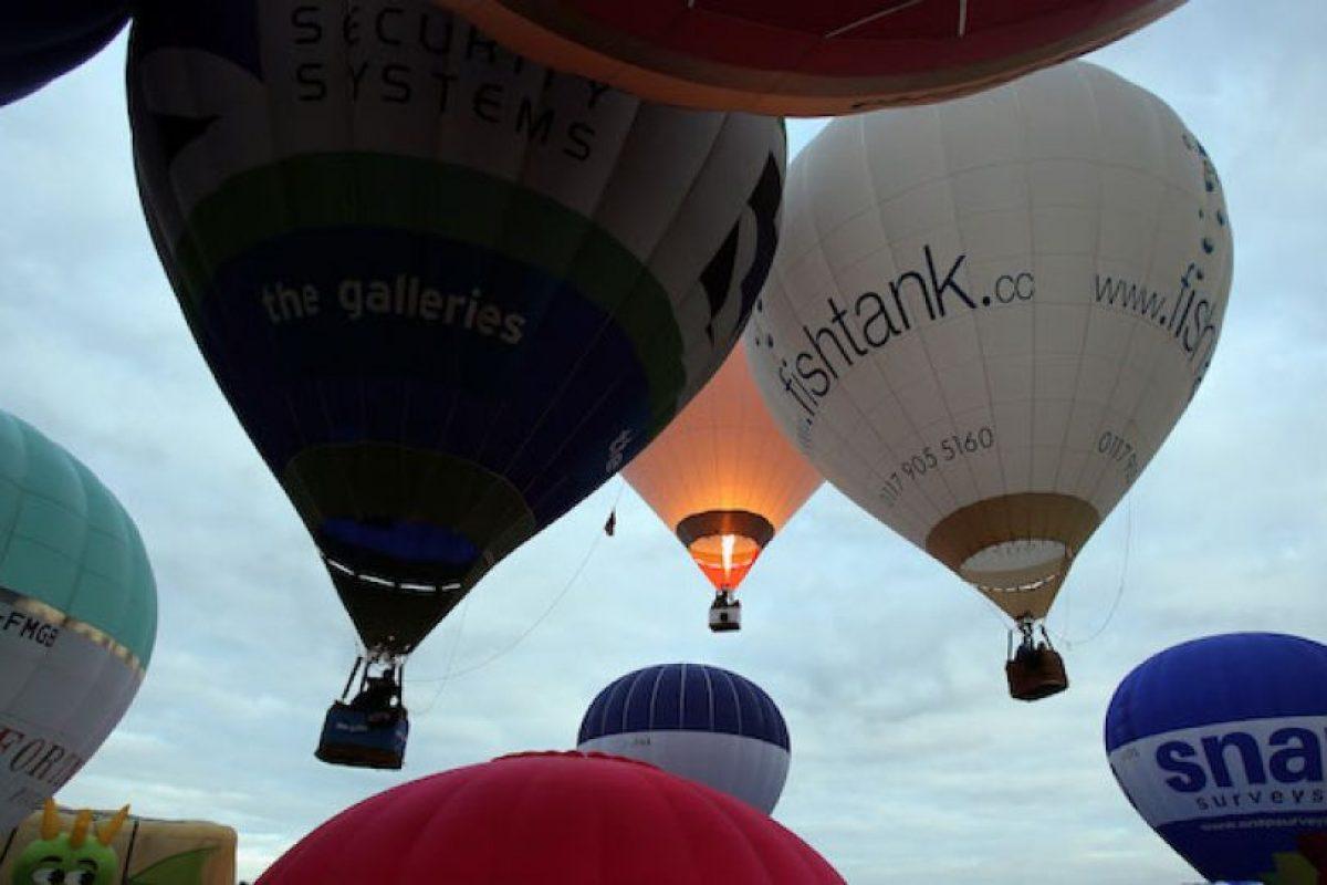 Los inventos franceses más famosos son el globo aerostático, el submarino y el paracaídas. Foto:Getty. Imagen Por: