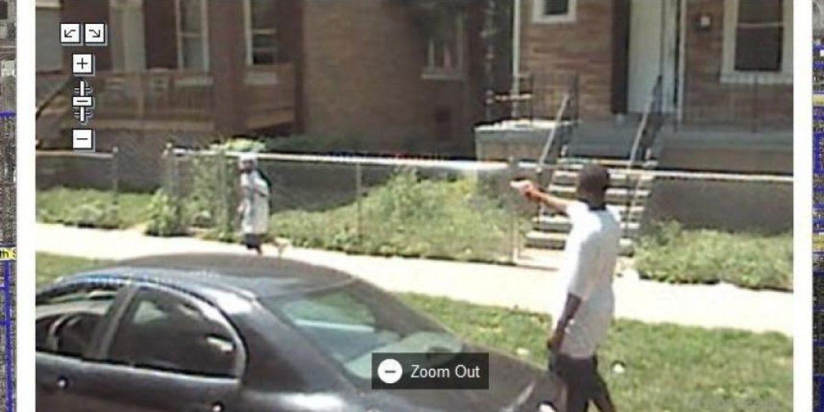 Fotos: Los peores delitos mostrados en Google Street View
