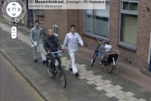 Amigos de lo ajeno parte 2. Foto: Google StreetView. Imagen Por: