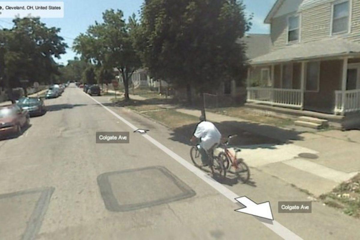 Amigos de lo ajeno parte 3. Foto: Google Street View. Imagen Por: