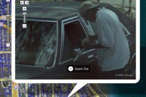 Amigos de lo ajeno… en fin. Foto: Google Street View. Imagen Por: