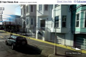 Escape de la escena del crimen. Foto: Google Street View. Imagen Por: