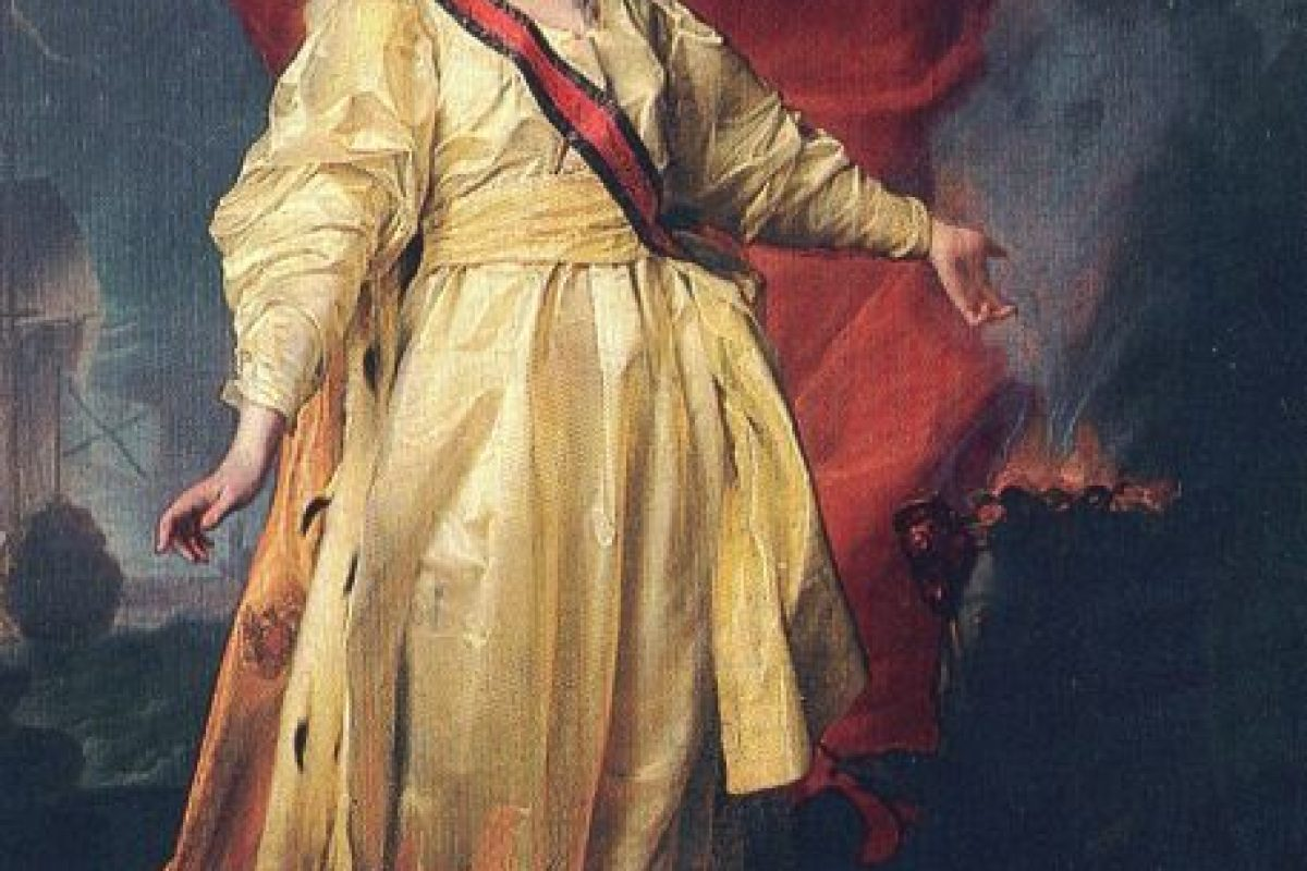La emperatriz Catalina la Grande tuvo muchos amantes. Foto: Wikipedia. Imagen Por: