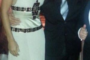 En 2012 se casó con Raquel Perera, quien fue su asistente personal. Juntos tienen un hijo. Foto:Twitter / Raquel Perera. Imagen Por: