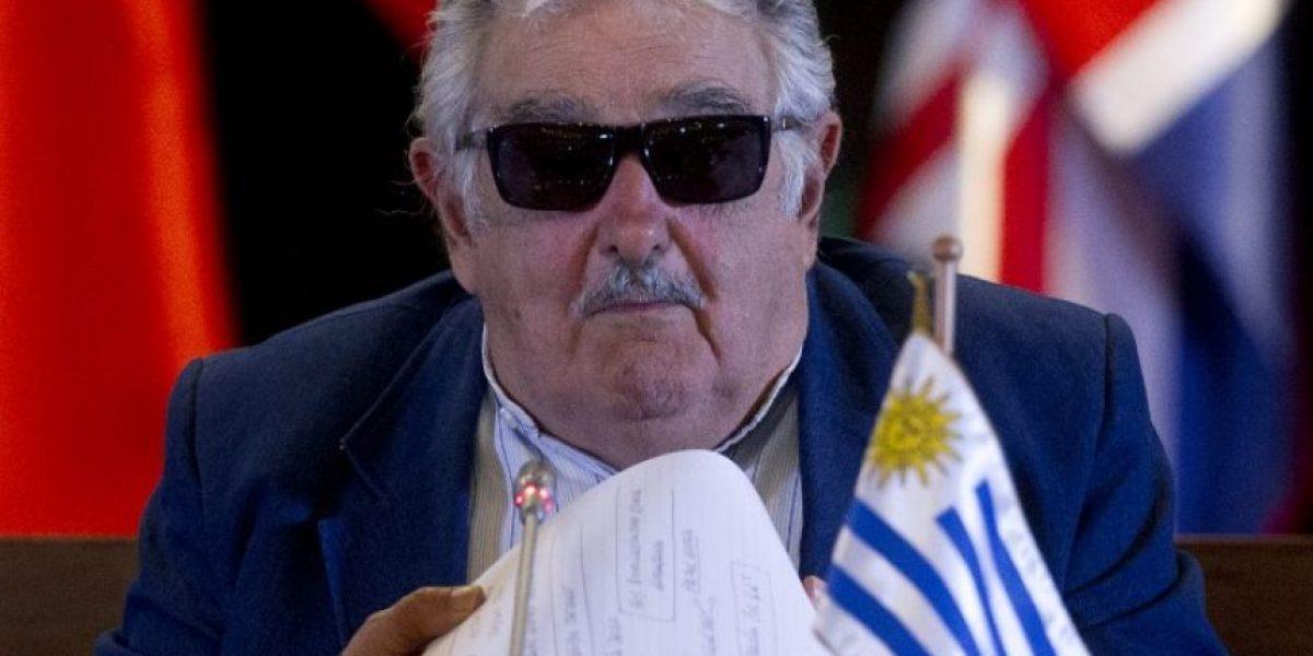 Fotos: Mujica candidato entre los 100 mas influyentes del mundo de la revista