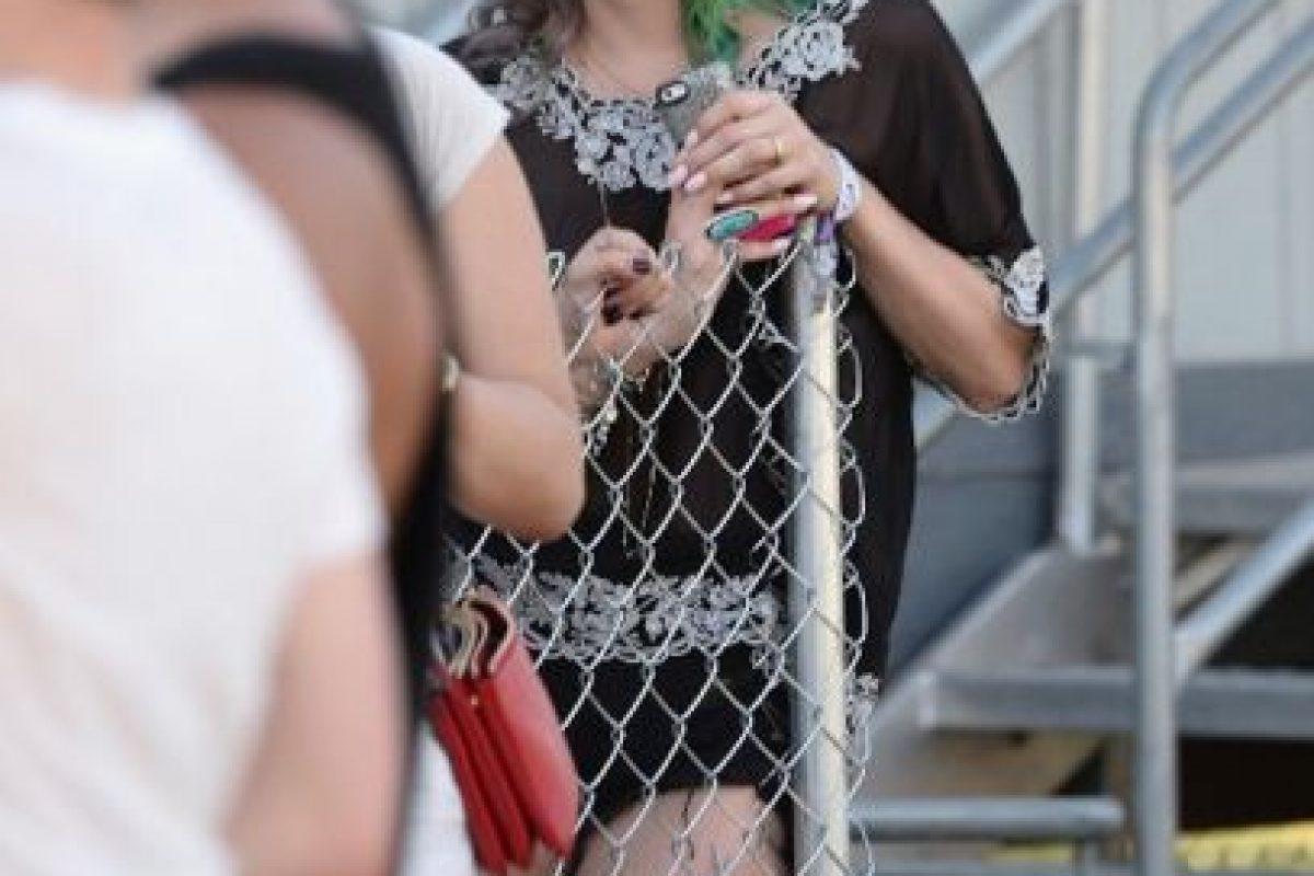 Kesha Foto:AFP. Imagen Por: