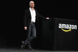 Jeff Bezos, fundador y CEO de Amazon.com Foto:Getty images. Imagen Por: