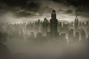 Gótica entre la neblina. Foto:DC Entertainment. Imagen Por: