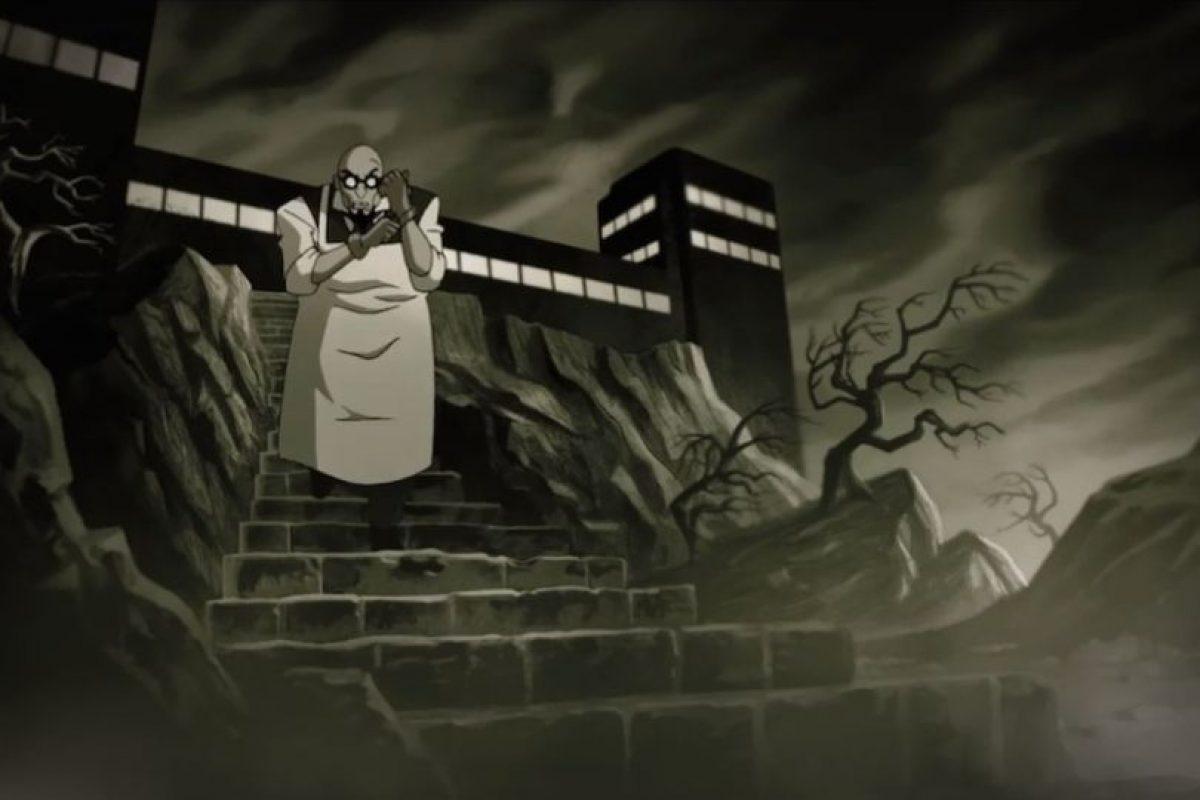 El doctor Hugo Strange espera a la mujer. Foto:DC Entertainment. Imagen Por: