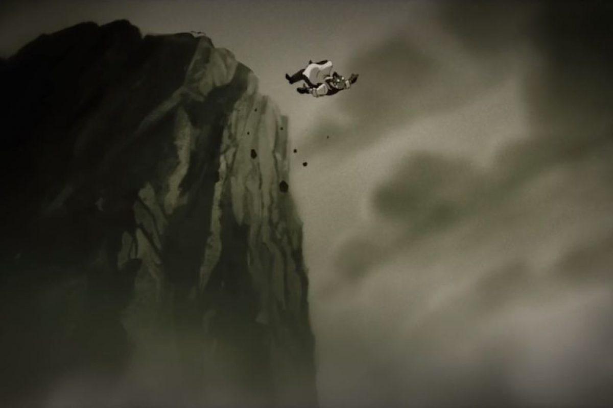 El doctor Hugo Strange cae al abismo. Foto:DC Entertainment. Imagen Por: