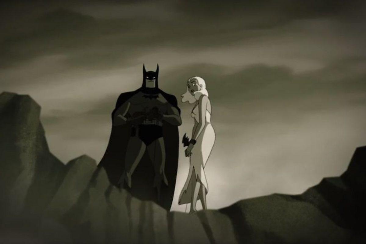 Batman ha cumplido su misión. Foto:DC Entertainment. Imagen Por: