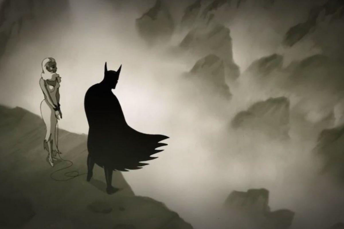 "Así termina ""Batman: Strange Days"". Foto:DC Entertainment. Imagen Por:"