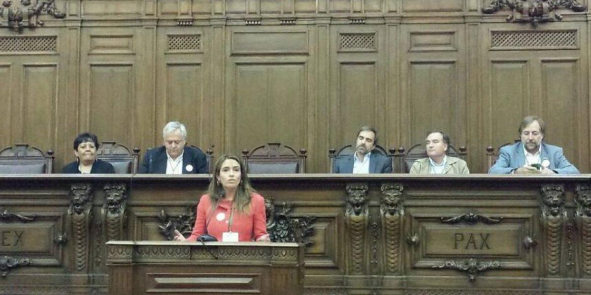 Fotos: Evópoli se convierte en partido político y escoge a  Francisca Correa como su presidenta