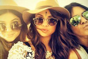 Kylie Jenner y Selena Gomez Foto:Instagram. Imagen Por: