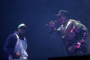 Andre 3000 y Big Boi nuevamente juntos Foto:Getty images. Imagen Por: