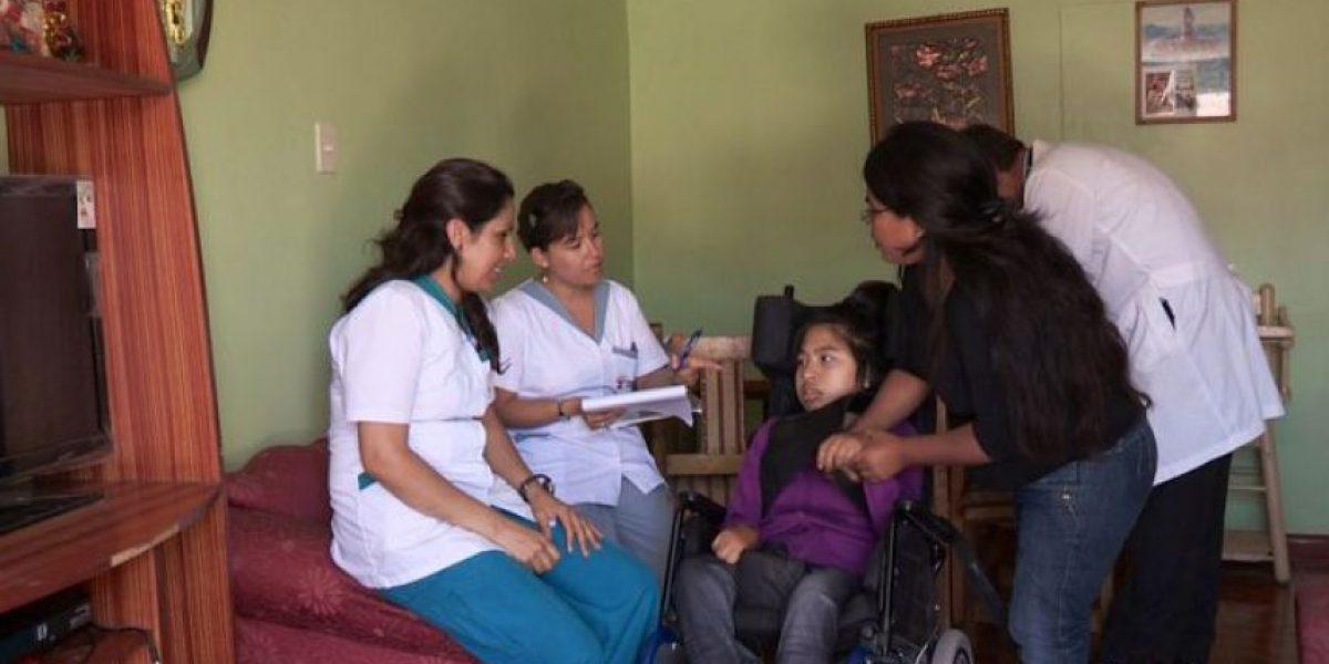 Teletón llegó hasta la casa de niños que sufrieron con el terremoto