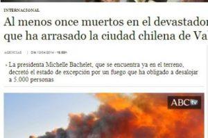 Foto:ABC / España. Imagen Por: