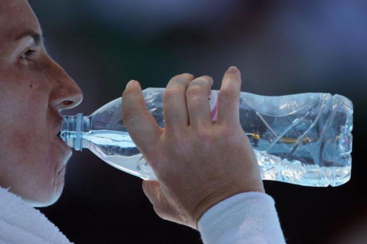 1.- No beber agua. Foto:Getty images. Imagen Por: