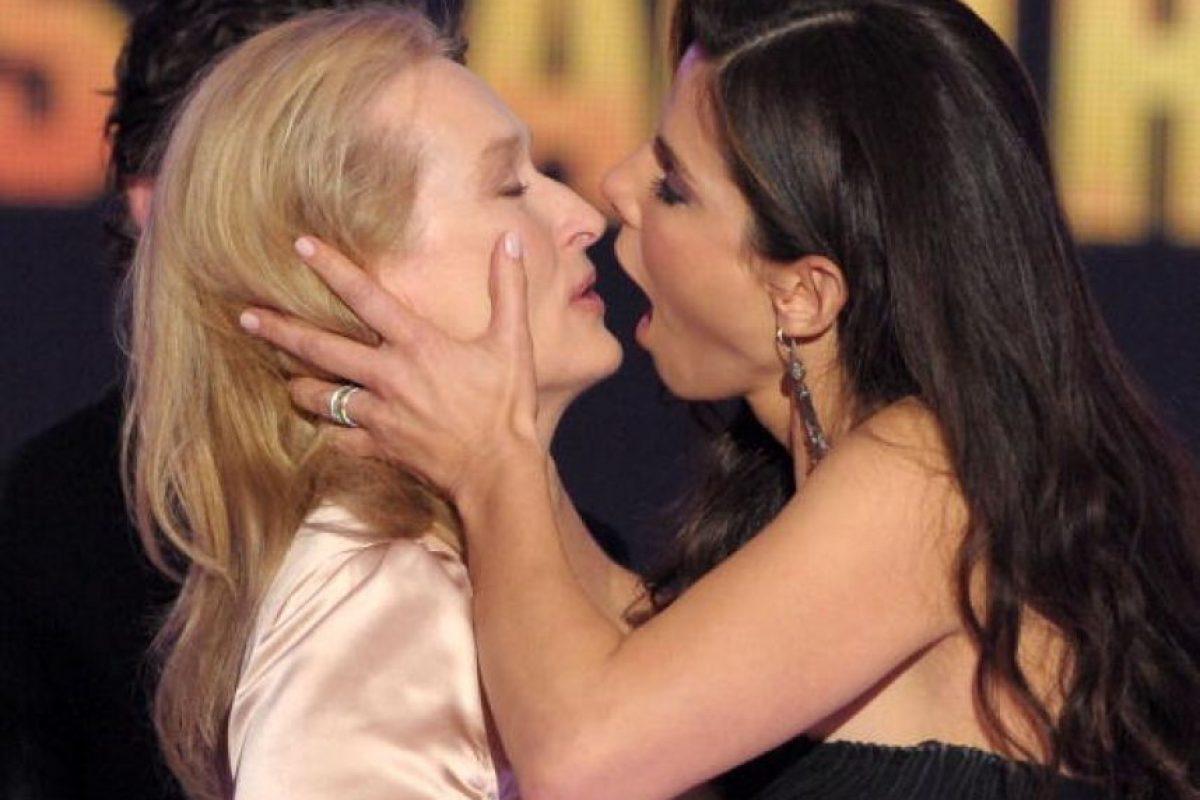 Sandra Bullock y Meryl Sctreep Foto:Getty images. Imagen Por: