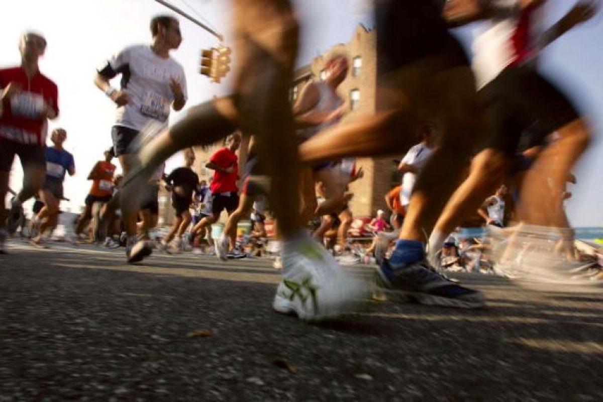 Marchen en su lugar Foto:Getty images. Imagen Por: