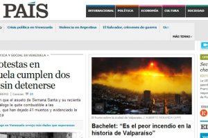 Foto:El País / España. Imagen Por: