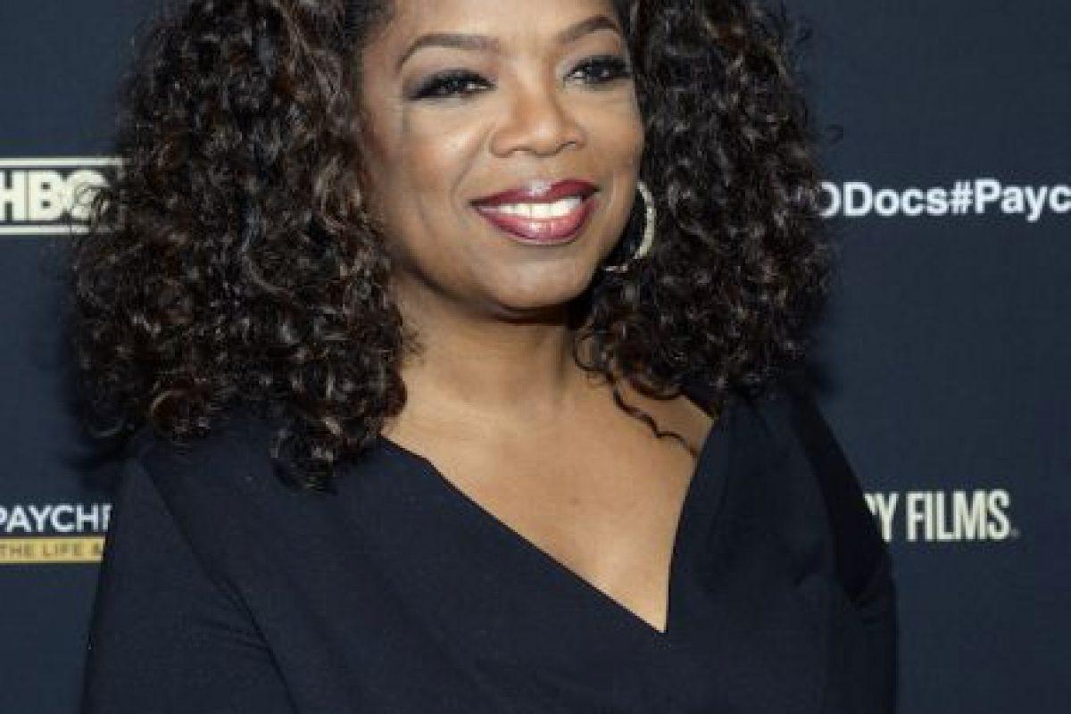 Oprah Foto:Getty / Info: Radar.com. Imagen Por: